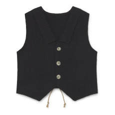 product-Little Creative Factory Gilet Coton Bio Tanka