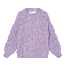 product-Designers Remix Girls Antico Alpaca Wool Sweater