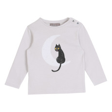 product-Emile et Ida Chat Lune T-shirt