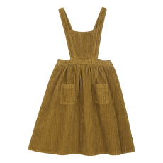 product-Emile et Ida Velour Apron Dress