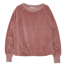 product-Emile et Ida Sweat Velours -Collection Femme-
