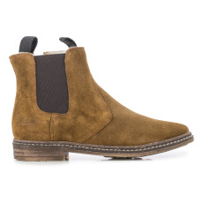 product-Pom d'Api Chelsea Boots Fourrées Brother Jodzip Fur