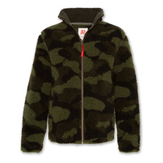 product-AO76 Veste Teddy Camouflage