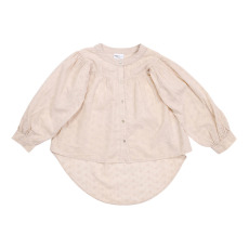 product-Maed For Mini Floral Ferret Blouse in Organic Cotton