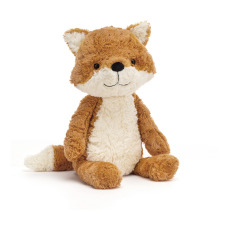 product-Jellycat Tuffet Stuffed Fox Toy