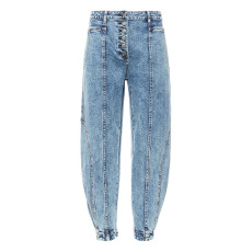 product-Ulla Johnson Vaquero Brodie Denim Acid Washed