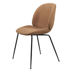 product-Gubi GamFratesi Upholstered Beetle Chair + Black Base