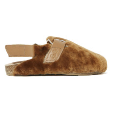 product-Pèpè Faux Fur Clogs