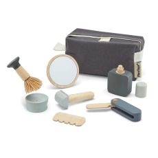 product-Plan Toys Rubber Wood Shaving Kit Toy