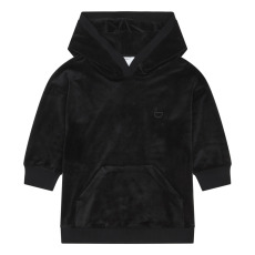 product-Designers Remix Girls Robe Hoodie Velours Frances
