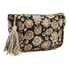 product-Madam Stoltz Printed Toiletry Bag
