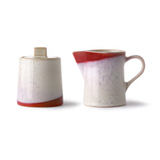 product-HKliving Milk Jug and Sugar Pot Set