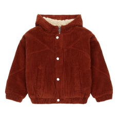 product-Hundred Pieces Jacket, Faux Fur & Corduroy