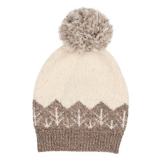 product-Buho Forest Jacquard Wool and Alpaca Hat