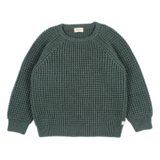 product-Búho Serge Wool and Alpaca Jumper