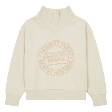 product-Hundred Pieces Your Crew Sweatshirt, Organic Cotton
