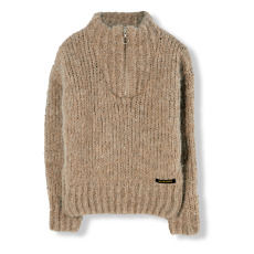 product-Finger in the nose Creek Mohair Jumper