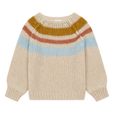 product-Longlivethequeen Striped Mohair Sweater