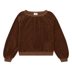 product-Longlivethequeen Sweat Coton Bio Velours
