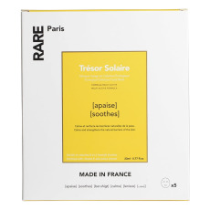 product-Rare Paris Treasure After-Sun Soothing Mask - Set of 5