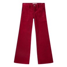 product-Bonpoint Pantalon Flare Velours Effile