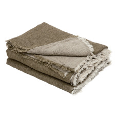 product-Maison de vacances Vice Versa Washed Linen Blanket