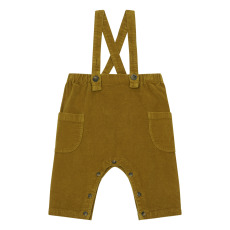 product-Zhoe & Tobiah Velour Trousers with Suspenders