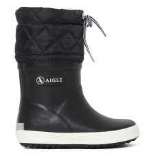 product-Aigle Fur-lined Wellington Boots