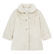 product-Bonpoint Maisie Faux Fur Coat