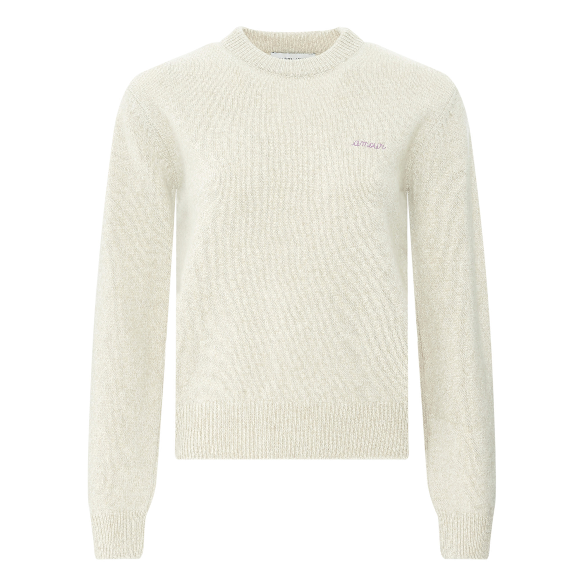 Pull Amour -Collection Femme-