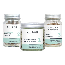 product-D-LAB NUTRICOSMETICS Fat Burner Program - 1 month