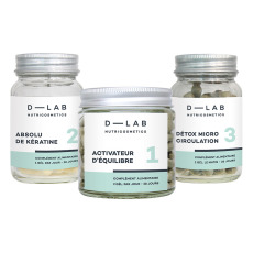 product-D-LAB NUTRICOSMETICS Programme Masse-Capillaire - 1 mois