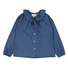 product-Louis Louise Blusa Chambray Angèle