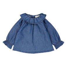 product-Louis Louise Blouse Chambray Lilie