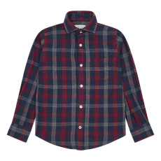 product-Hartford Chemise Paul Kid Flanelle