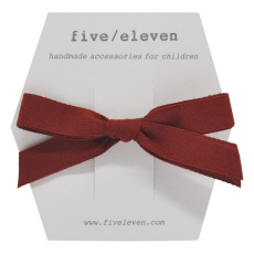 product-Five / Eleven Bow Hairslide