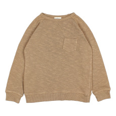 product-Búho Johan Organic Cotton Lightweight Sweatshirt