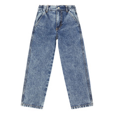 product-Hundred Pieces Straight-leg Jeans
