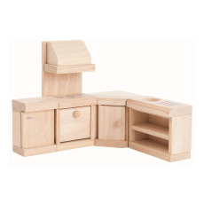 product-Plan Toys Wooden Kitchen