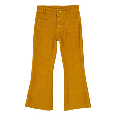 product-Louis Louise Christie Velour Flared Trousers