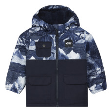 product-Picture Organic Snowy Recycled Polyester Ski Jacket