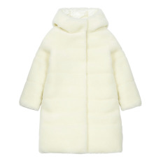 product-Moncler Bagaud Faux Fur Coat