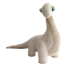 product-Bigstuffed Bigstuffed x Smallable Giant Diplo Albino Plush Toy - 90cm