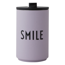 product-Design Letters Tazza termica Smile