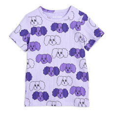 product-Mini Rodini T-shirt Chien Coton Bio