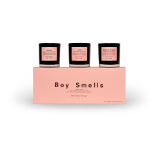 product-Boy Smells Set of 3 Kush Collection Candles