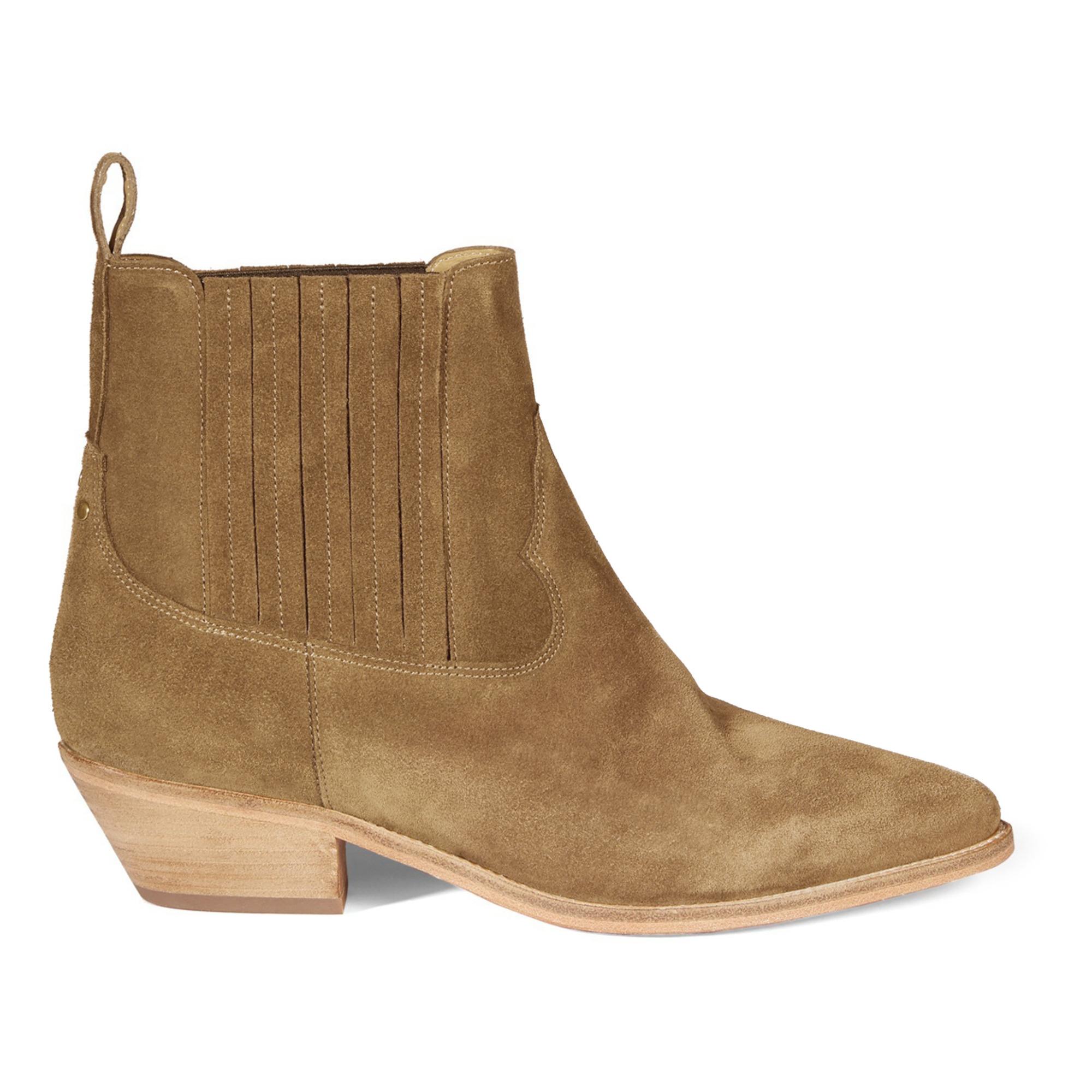 Edith Calfskin Boots