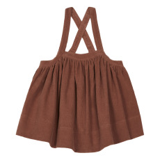 product-Soor Ploom Robe Eloise Pinafore Velours Côtelé