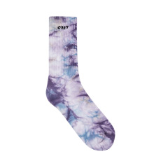 product-Obey Chaussettes Tie and Dye
