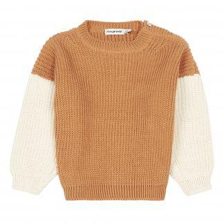 Trendy Casual Grau Rundhals Sweatshirt Pullover für 70cm BJD männlich SD